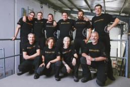 SKYLOTEC Trainer Gruppenbild